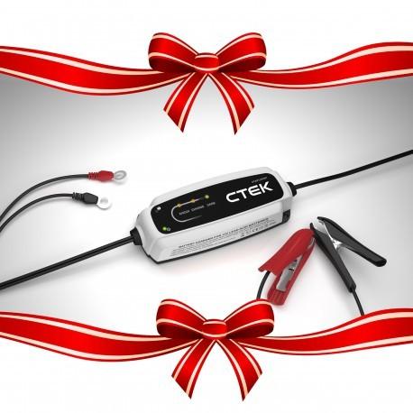 Tip na vánoční dárek- novinka CTEK CT5 Start/Stop